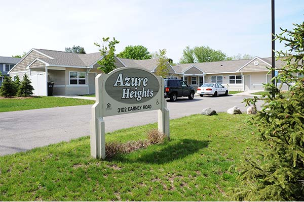 Azure Heights Apartments